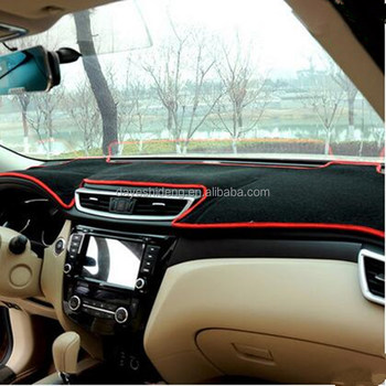 Auto Dashboard Decoration Mat Car Cover