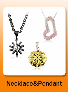 Pe01425 Four Leaf Clover Aromatherapy Necklace 316l Stainless ...