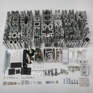t slot aluminum profile assembly accessories from Manufacturer