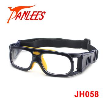 1b88d345023 Prescription Football Anti Impact Goggles 100% UV Soccer Sports Goggles  Volleyball Glasses