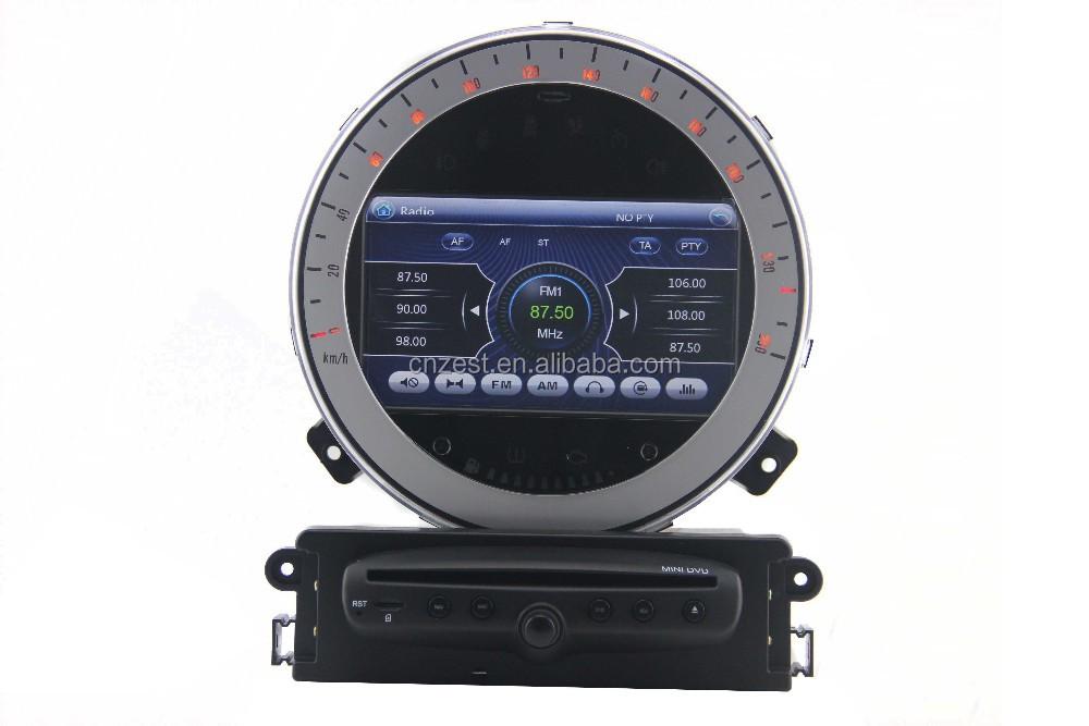 7 Navigation System Car Audio For Bmw Mini Cooper S R56 Roadster
