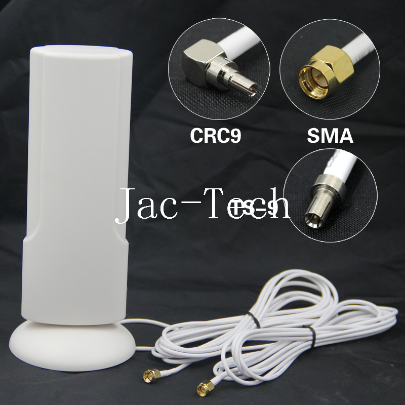 SMA Antenna Gain 38dBi Mobile Phone Signal Booster Amplifier 4G 3G 2.4G LTE with Dual SMA Interface to Huawei/ZTE WEA15WQ_N4656