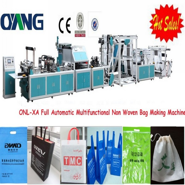 nonwoven sack bag making machinerys
