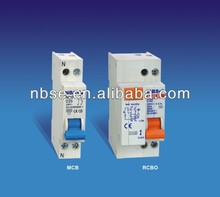1P+N Series CIRCUIT BREAKER