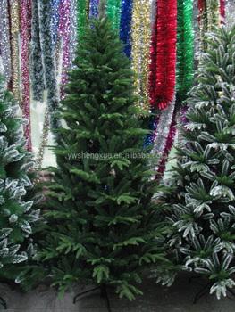 2015 new lifelike artificial christmas tree pe mixed pvc christmas tree with outdoor christmas tree stand