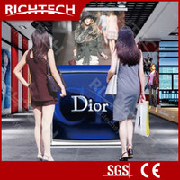 HOT SELLING!RichTech most popular roll up banner stand display with different size for choosing