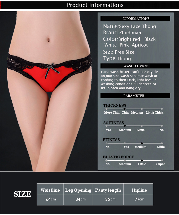7008 Zhudiman Fashion New Design Women Underwear Sexy Women's Panties