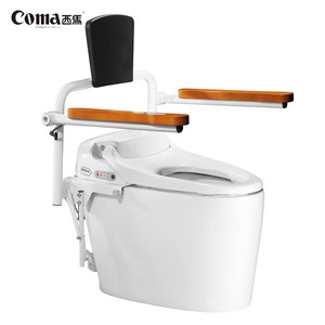Proper price top quality heated electric dual flush toilet toilet seat washing bidets,disabled toilet