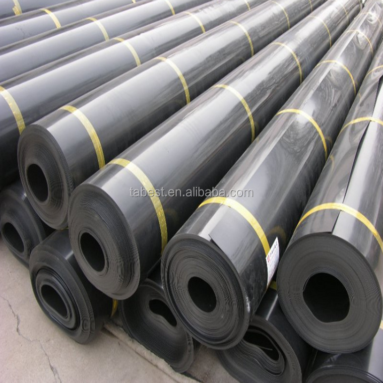 80mils 2mm thickness HDPE Geomembrane pond Liner