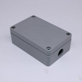 Large/medium/small Diecast Aluminum Enclosure Box/case For Electronic  Projects - Buy Aluminum Diecast Enclosure,Aluminum Diecast Box,Diecast  Aluminum