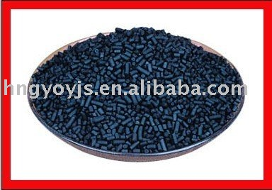 Best packing coal-based columnar activated carbon for solvent recovery