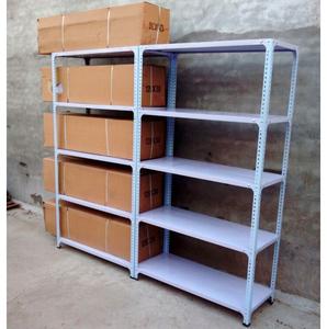 Light Diy Slotted Angle Rack Storage Rack Angle Iron Rack