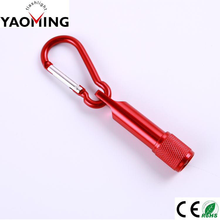 Promotion Gift Item Mini Kay Chain Torch Pocket Size Wholesale Emergency Keychain LED Flashlight