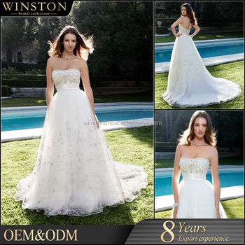 Best Quality Sales For Puffy Princess Ball Gown Wedding Dress - Buy ...