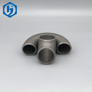 90 degree 180 degree elbow pipe fittings API