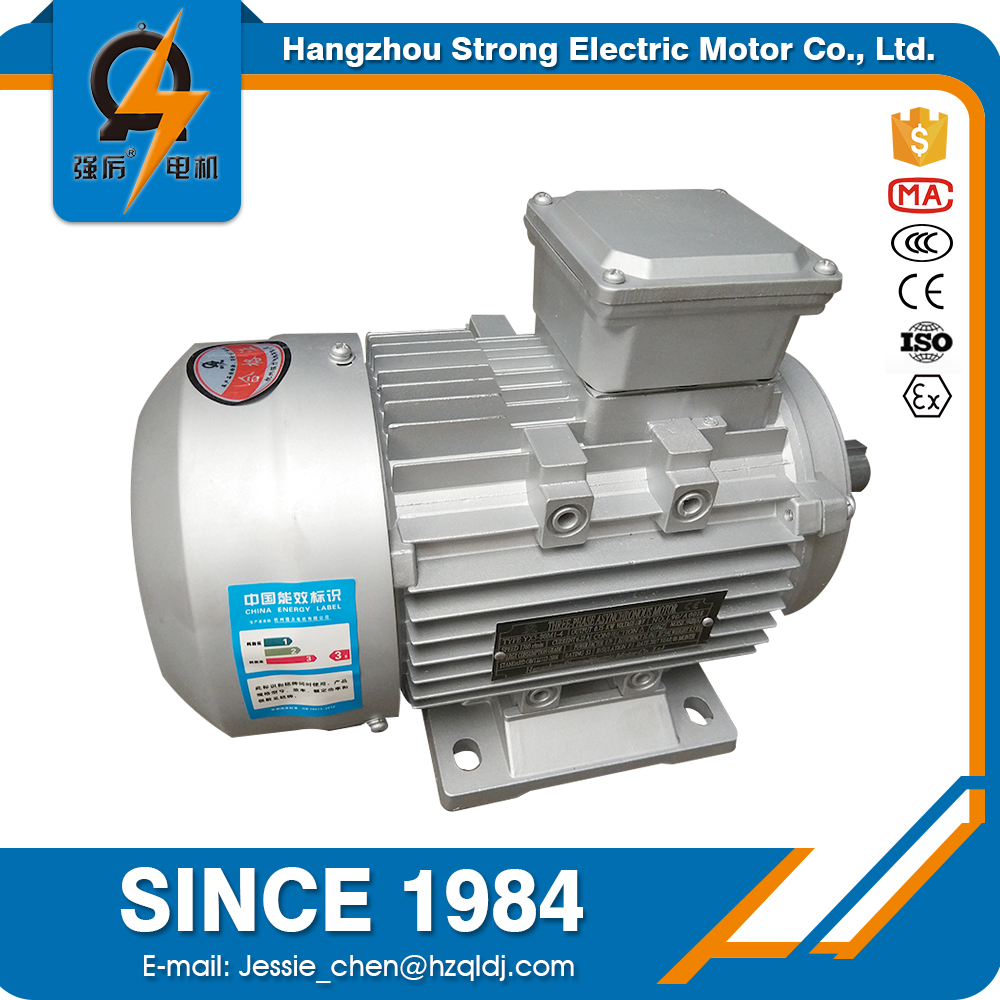Nice YX3 series three phase electromotors high efficiency motor of italy