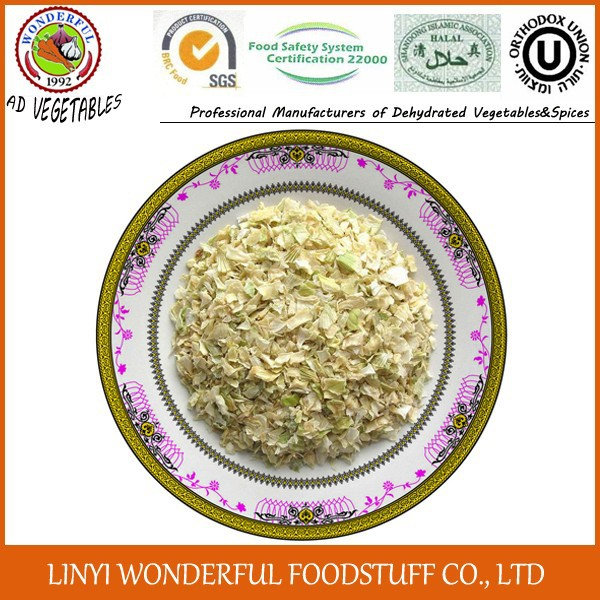Ad Vegetables Dehydrated White Onion Minced