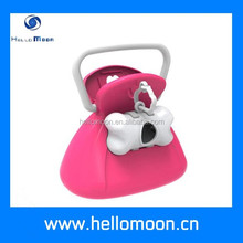 2014 new design high quality plastic dog pooper scooper