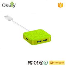 High Speed Micro Powered Aluminium C 3.0 Suppliers Charger 4 Port Por Usb Hub