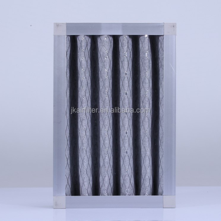 2017 Molecular Filtration Charcoal Box Hepa Filte 4 Inch Activated Carbon Filter Industrial Compressed Air Filters