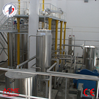 gingelly oil supercritical fluid solvent extraction plant machine price for black pepper