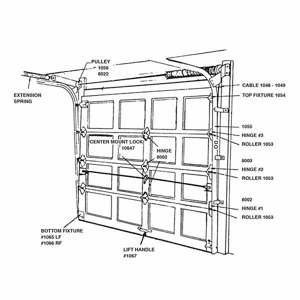 intelligent sectional residential raised pu panel garage