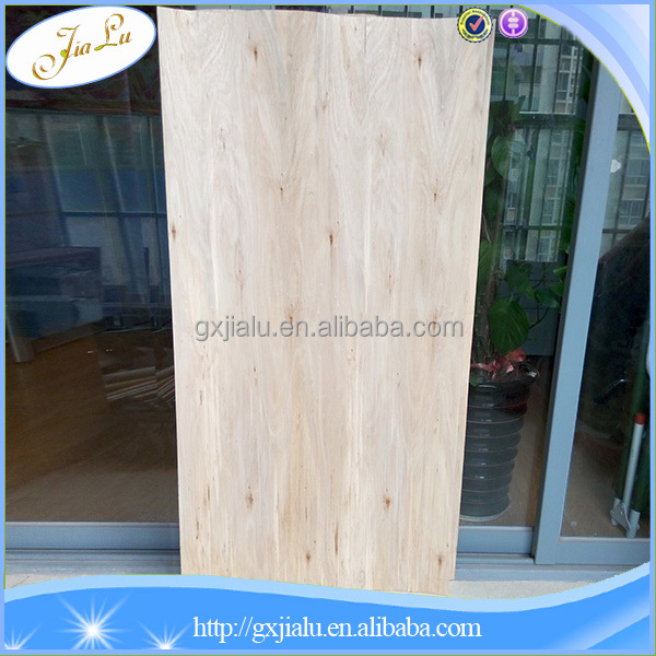1270x640mm Eucalyptus core veneer
