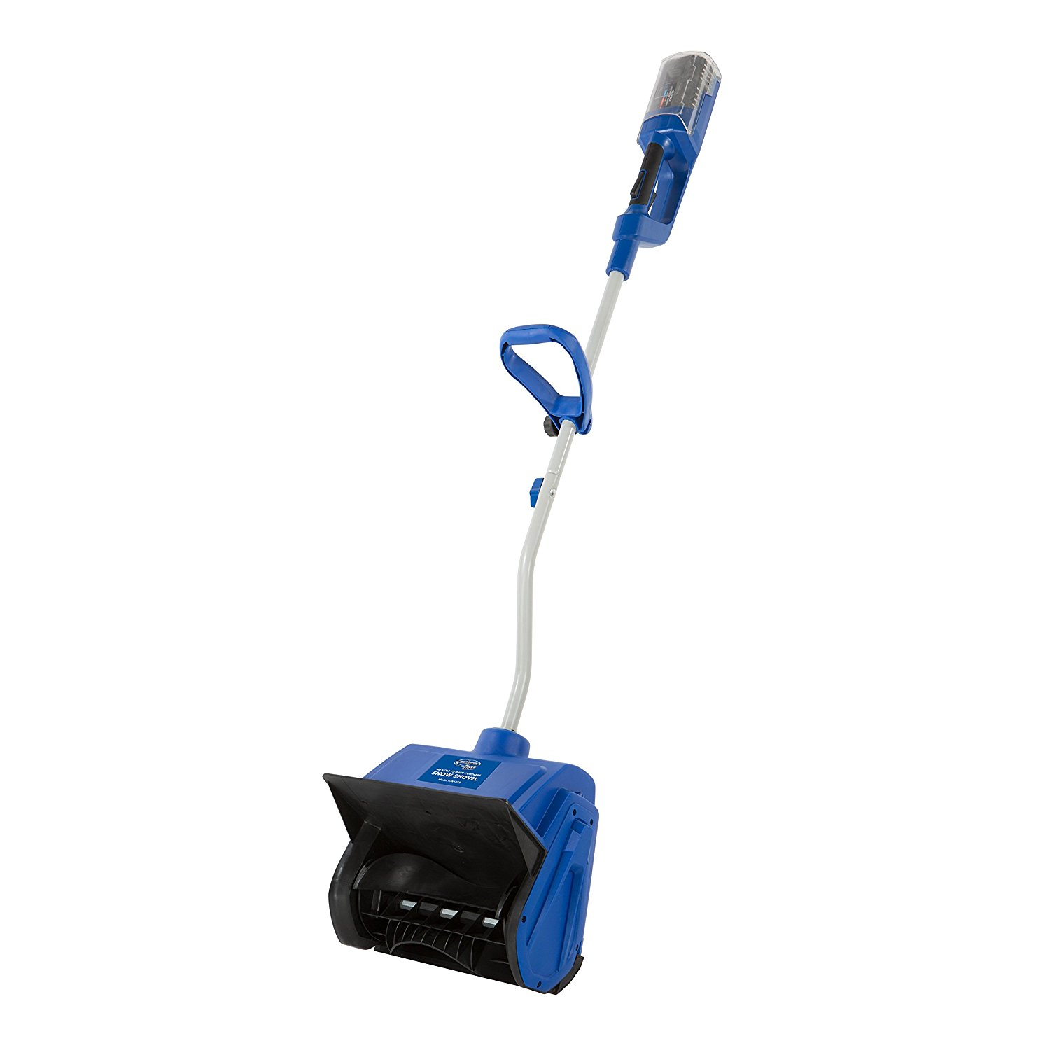 Snow Joe iON13SS iON 40-Volt Cordless 13-inch Brushless Snow Shovel with Rechargeable Ecosharp Lithium-Ion Battery.