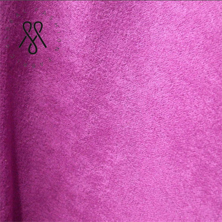 Wholesale Good quality 100% polyester faux suede fabric for Sofa,home textile,bag,coat