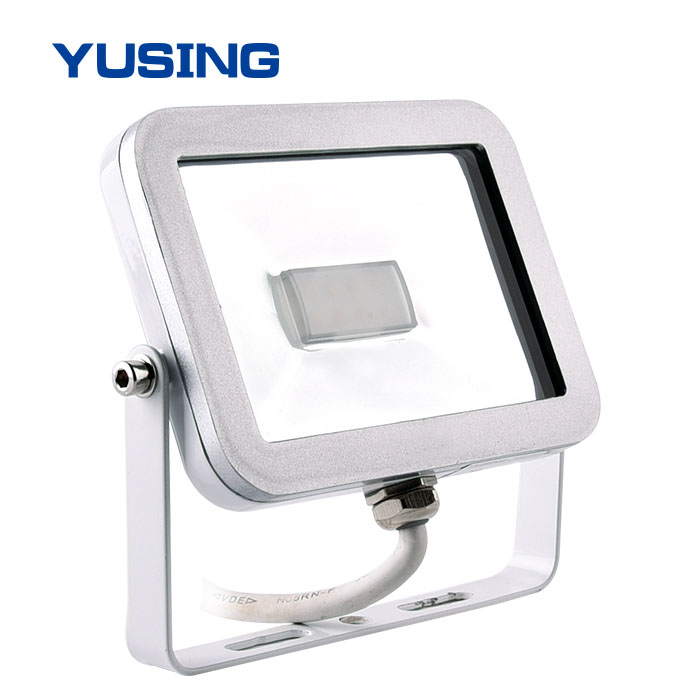 China Wholesale YUSING IP65 Outdoor SMD 10W LED Floodlight Lamp