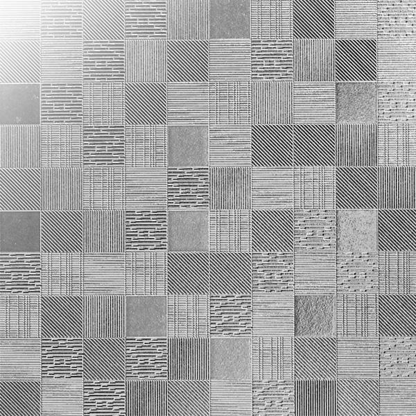Tile Rustic Wall Grey Silver Color