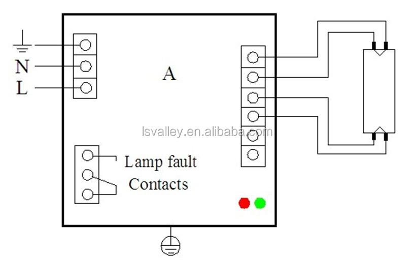 T5 Uv Lamp Electronic Ballast Oem Buy Ballast Oem Uv