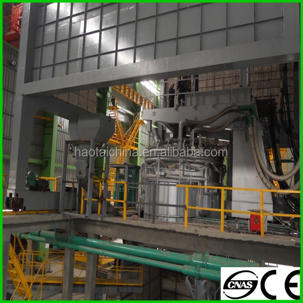 Steel Making Smleing Arc Furnace For Steel Factory