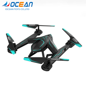Alibaba remote control quadcopter WiFi drone dropshipper with 0.3mp camera