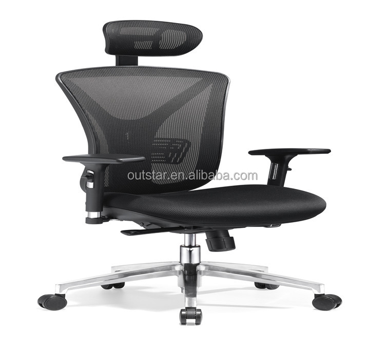 chairs with writing pad swivel high end office mesh chair wooden computer table design