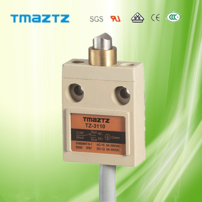 heavy duty underwater switch Waterproof Limit Switch TZ-3110