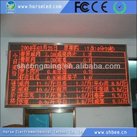 Best quality custom-made hot sale led indoor screen canbe move