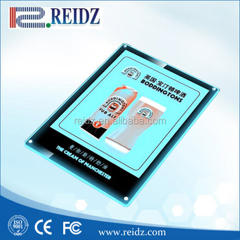 Led Light Display Advertising Board Design Samples Portable Led ...