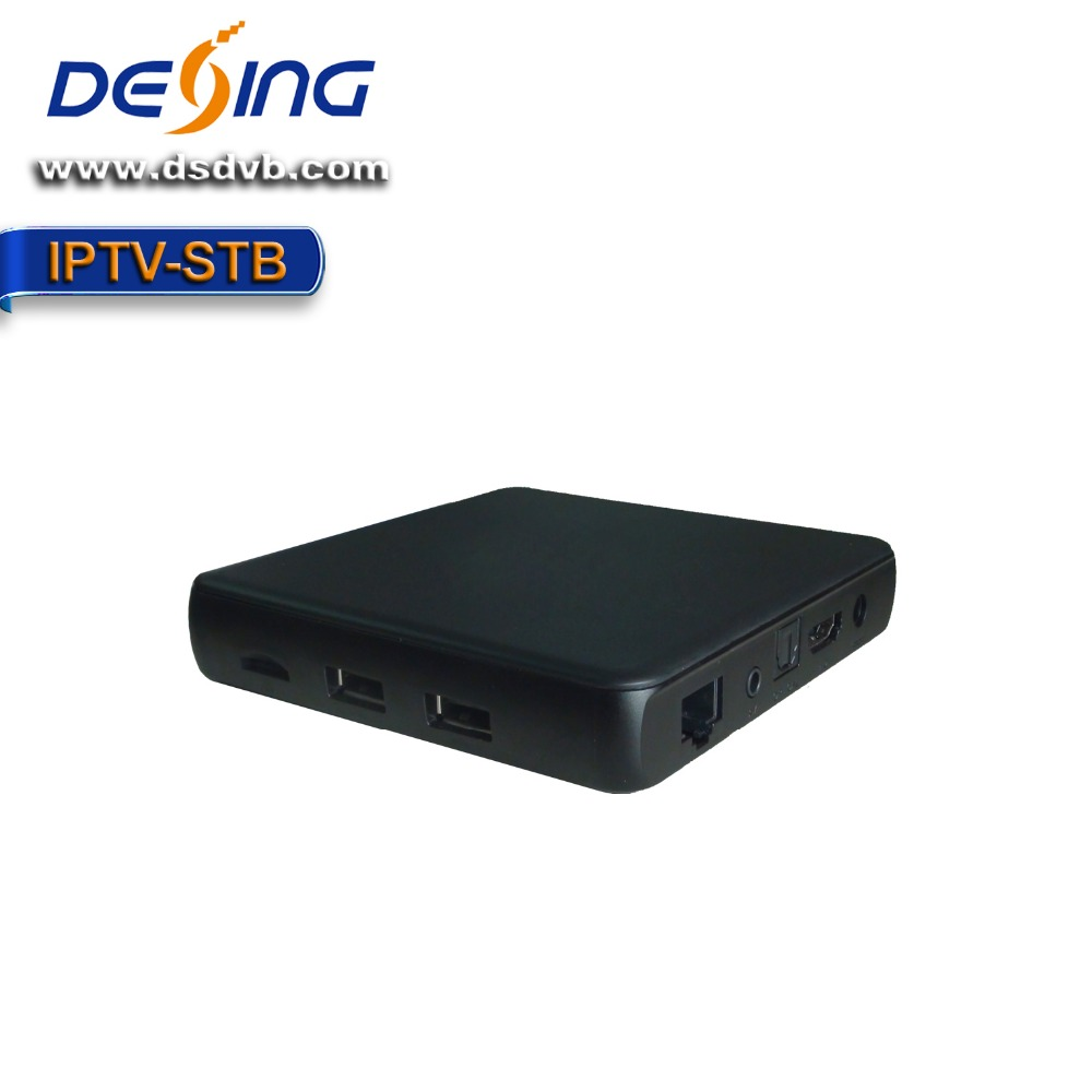 DEXIN iptv set top box (STB)