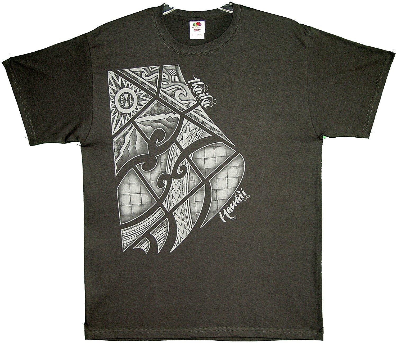 Maui Imprint - RJC Ikaika Strength Pre-Shrunk Cotton T-shirt