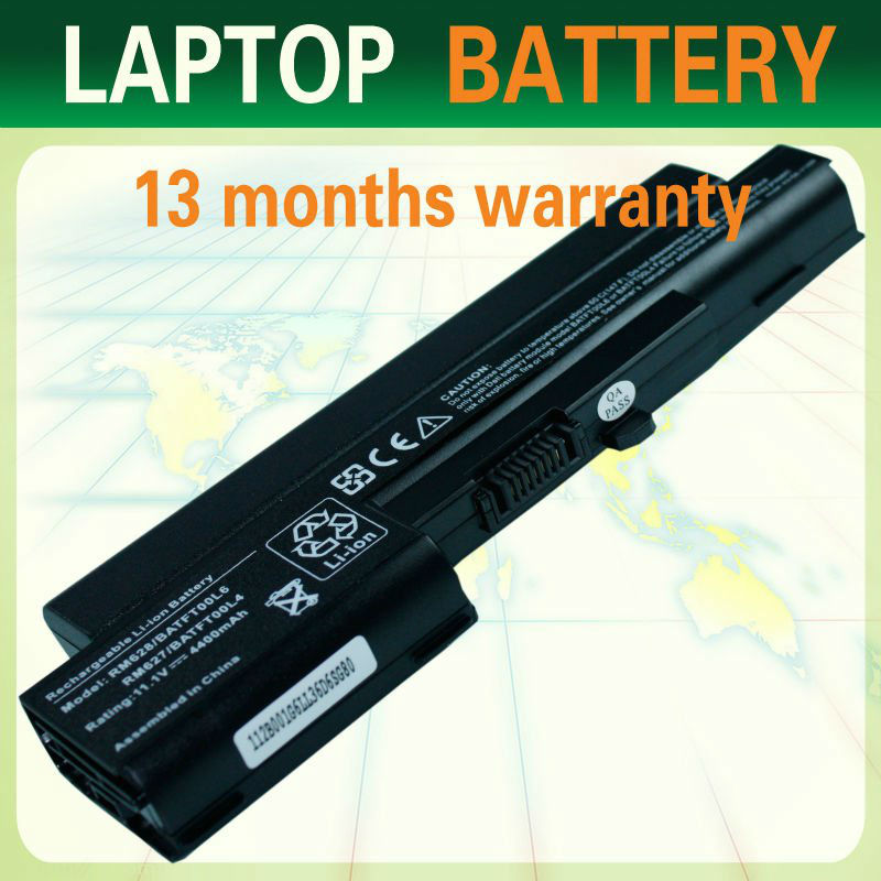Batteries for Laptop for Dell Vostro 1200 series, Compal JFT00 series