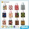 Most Welcomed Logo Printed Top Quality Handmade Cotton Bag Quilted Cotton Bag