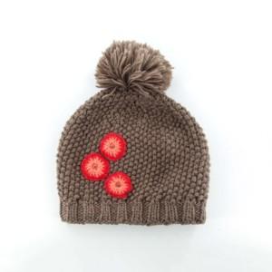 347ff921f snow acrylic wool handmade popular mohawk knit beach women hat