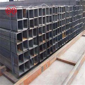 iron square hollow section galvanised steel price per kg