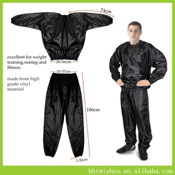 Sauna Suit Exercise Gym Suit Fitness Weight Loss Suit Buy Sauna Suit Product On Alibaba Com