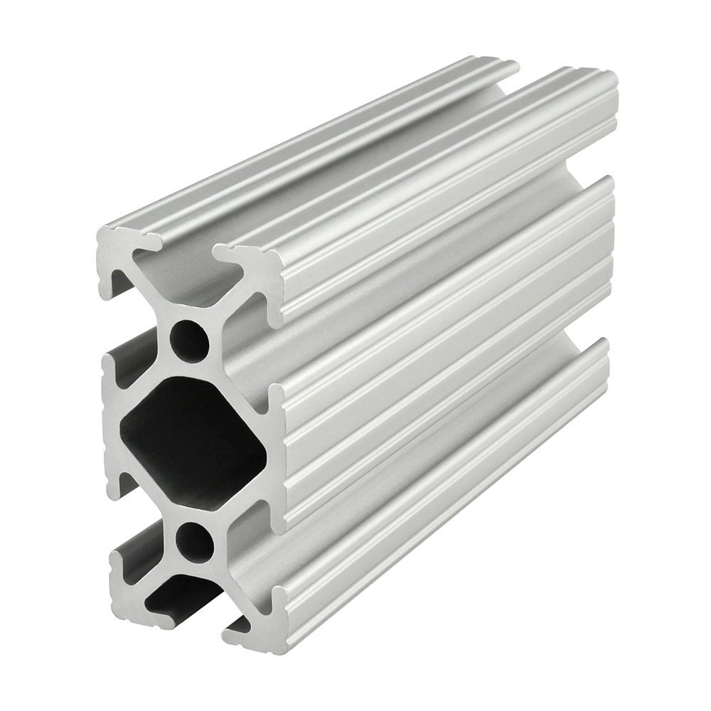 Extrusion,T-Slotted,40S,4M L,40 mm W 80//20 40-4040-LITE-4M