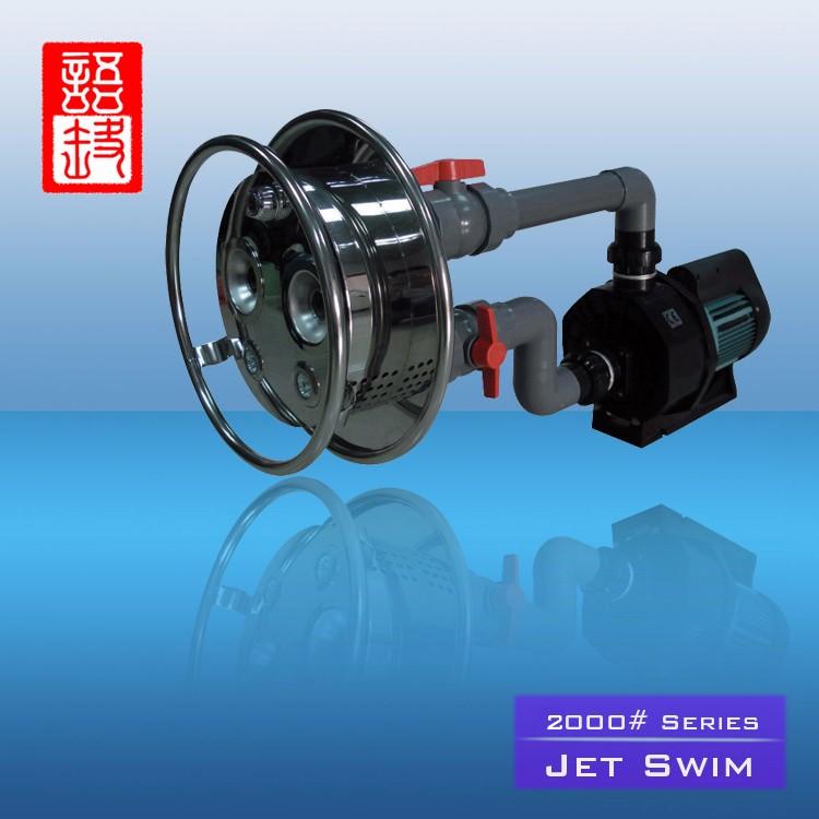 swim current machine