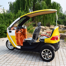 Bicycle Electric Passenger Pedal Cars For Adults Electrical Vehicle