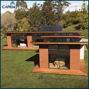 Light steel prefabricated house complying to Australia New Zealand Standard