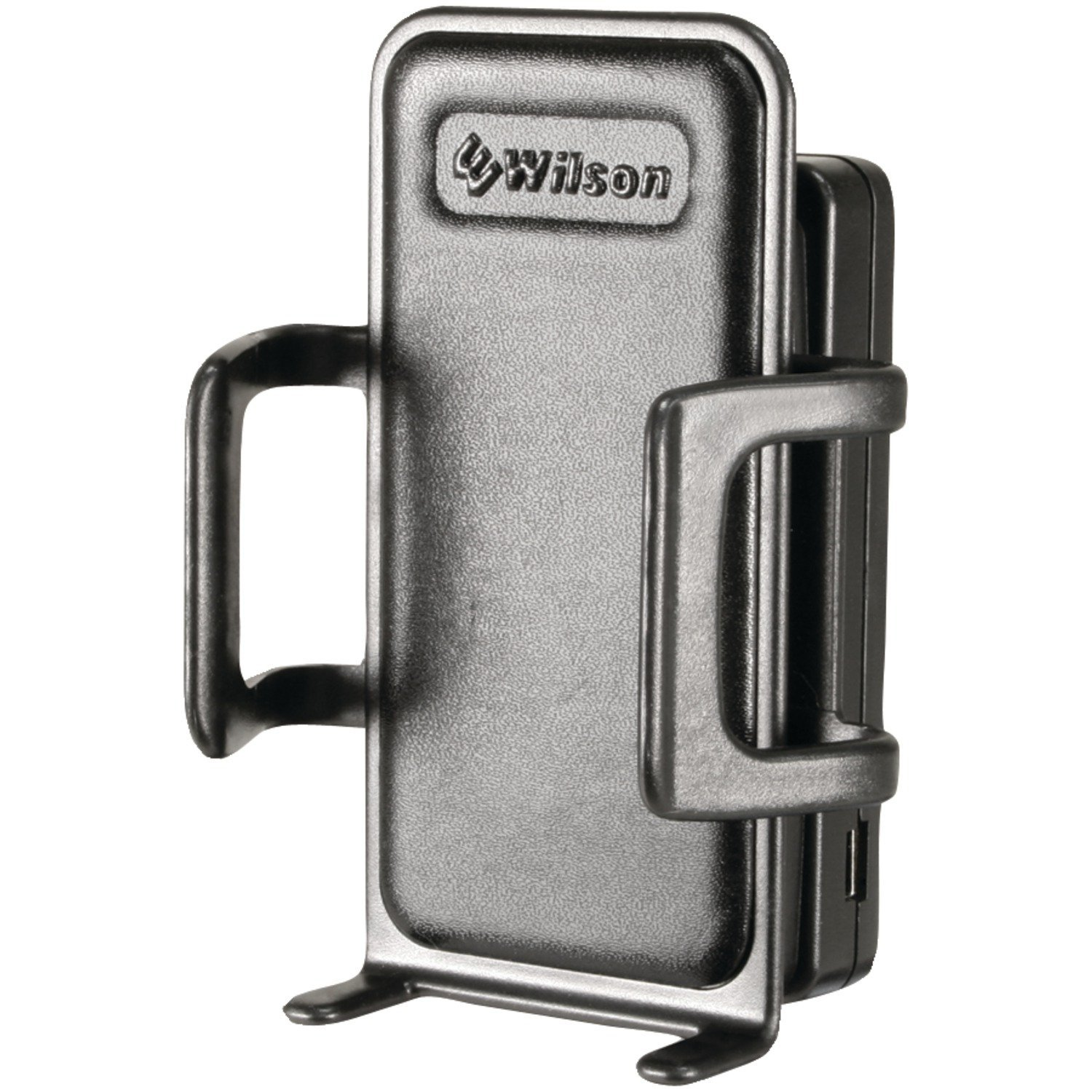 Wilson Electronics 815125 Sleek 4G-V Smart Technology II Signal Booster for 700/800/1,900 Mhz Frequencies (Booster Only) - Retail Packaging - Black (Discontinued by Manufacturer)